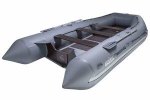 Лодка ПВХ Адмирал 520 надувная под мотор